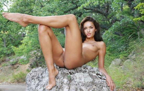 hot boobs model